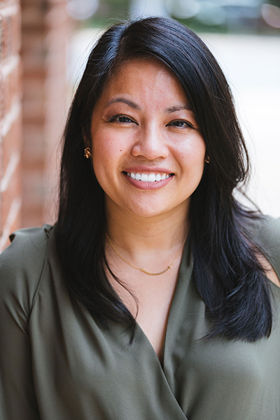 Dr. Tran Fairfax, VA dentist