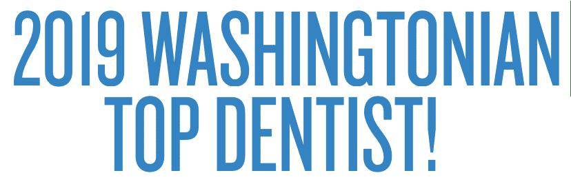 2019 Washingtonian Top Dentist Fair Lakes Dental