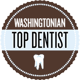 Washington area top dentist